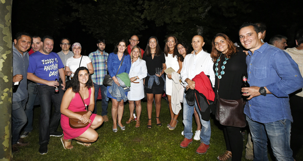 Photo of Antigos alumnos do IES de Viana xúntanse para celebrar o 50 aniversario deste centro