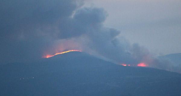 Photo of Lumes tamén no Burgo (Castro Caldelas) e Chandrexa