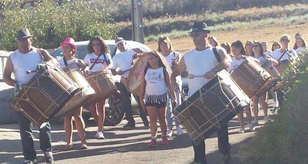 Photo of Encontro de folións en Carracedo da Serra