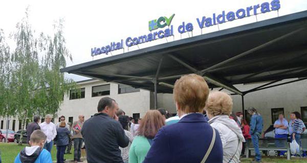 Photo of Comezan as mobilizacións en defensa da área sanitaria de Valdeorras