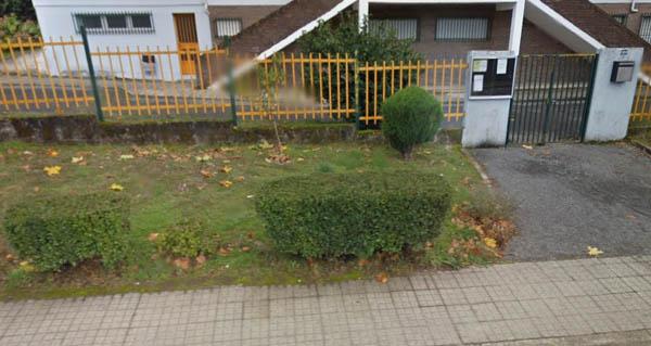 Photo of Obras de mellora do acceso ao IES de Viana do Bolo, na OU-533