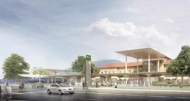 Photo of A Intermodal elimina un acceso da Estación de Autobuses e inclúe unha glorieta interna