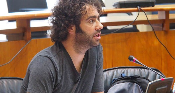 Photo of Davide Rodríguez (En Marea) leva ao Parlamento galego a prevencion de riscos no Invernadoiro