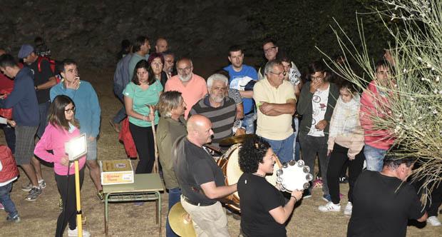 Photo of Entre contos e música, nunha antiga trampa para lobos en Lubián