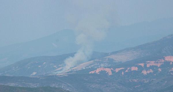 Photo of As veciñas comarcas da Cabrera e do Bierzo, tamén afectadas polos lumes