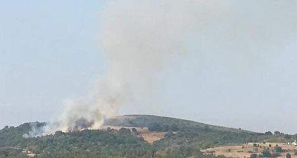 Photo of Incendio forestal no Bolo