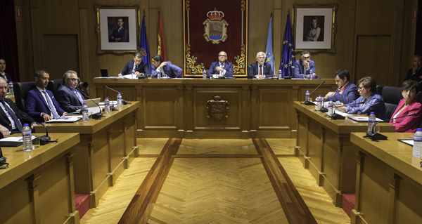"""Photo of Non sae adiante a moción que pedía un """"plan único"""" no reparto de fondos da Deputación aos concellos"""