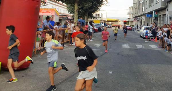 Photo of Carreira do San Bartoliño, o broche deportivo das festas en Trives