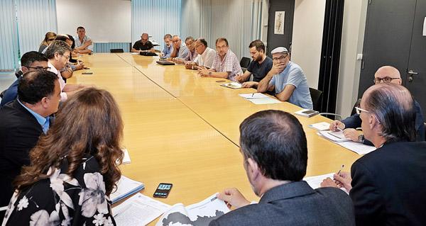 Photo of Sanidade reúne aos alcaldes da área sanitaria de Valdeorras para abordar o anteproxecto que reforma a Lei de Saúde