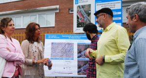 Reordénase o acceso ao IES de Viana do Bolo