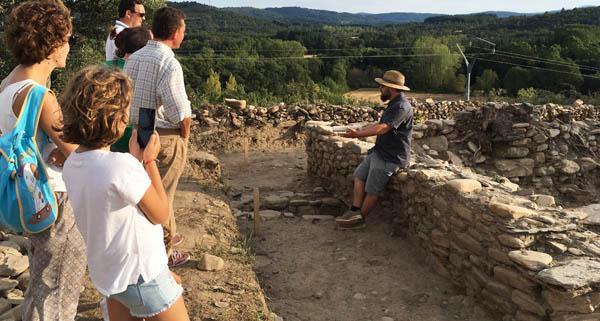 Photo of As visitas ao castro mineiro de San Lourenzo continuarán ata finais de agosto