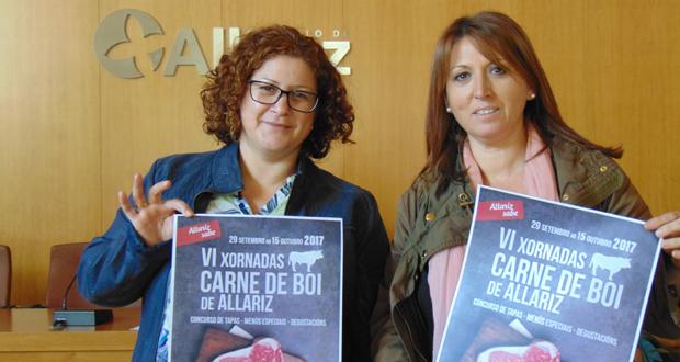 Photo of VI Xornadas de Carne de Boi, dende o 29 de setembro en Allariz