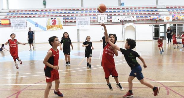 Photo of Triple partido de baloncesto, este sábado no pavillón de Calabagueiros