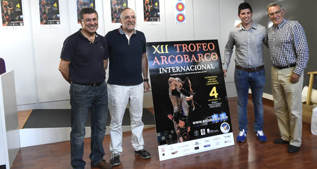 Photo of Medallistas internacionais como Miguel Alvariño participarán no XII Trofeo ArcoBarco