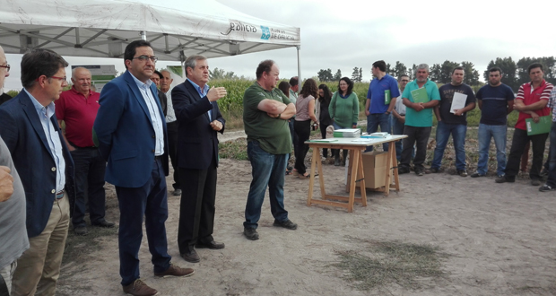 """Photo of O Inorde organiza en Xinzo unha xornada de campo dentro do proxecto """"Rexenera Limia"""""""