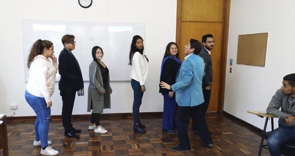 Photo of Profesores do IES Carlos Casares de Viana contribúen á formación en Educación para a Paz en Colombia