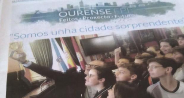 """Photo of O PP local de Ourense saca unha publicación trimestral onde informa dos """"seus logros"""""""