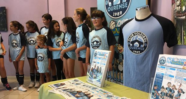 Photo of O Club Voleibol Ourense abre unha escola de iniciación para rapaces de 7 a 11 anos