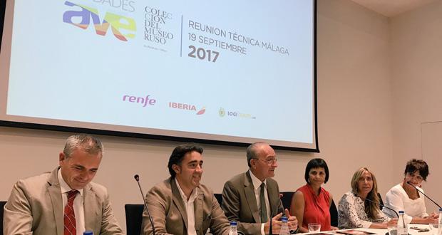 Photo of Ourense, presente na xuntanza da Rede de Cidades AVE en Málaga