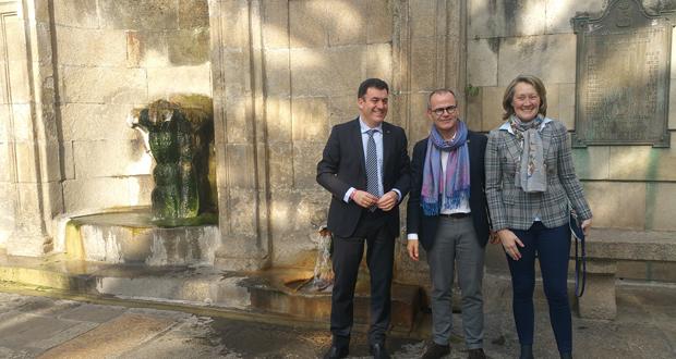Photo of A Xunta investirá 13.000 euros en restaurar As Burgas