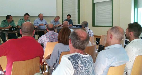 Photo of O sector da castaña reúnese coa Garda Civil para abordar o problema dos roubos e dos fraudes