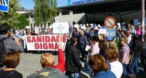 Valdeorras continúa mobilizándose en defensa da súa área sanitaria