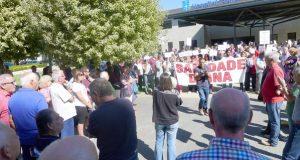 Valdeorras volverá a concentrarse en defensa da área sanitaria tres días antes da manifestación