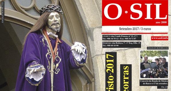Photo of O Especial Festas do Cristo do Barco do Periódico O Sil, xa está na rúa