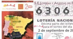 Unha administración de Viana vende un segundo premio da Lotería Nacional