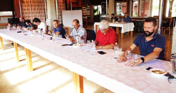 Photo of Medio cento de viños de denominacións ourensás, recoñecidos coas Distincións Gallaecia 2017