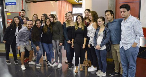 Photo of O Campus de Ourense dá a benvida aos novos estudantes de intercambio