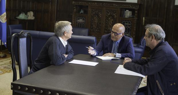 Photo of A IXP Pataca Galega e a Deputación estudan abrir liñas de colaboración económica