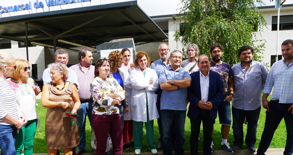 Photo of Xoaquín Leiceaga reúnese coa Xunta de Persoal do HCV para abordar a reforma da Lei de Saúde