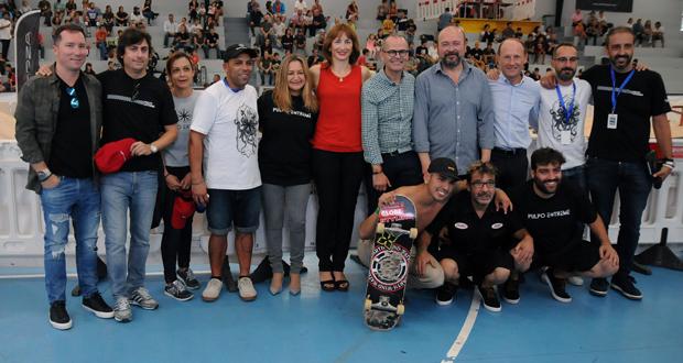 """Photo of O Pulpo Extreme celebra as súas probas """"indoor"""""""