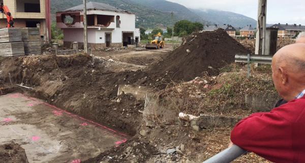 Photo of Avanzan as obras do Mercadona no Barco