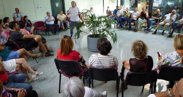 Photo of Asemblea aberta da Plataforma Sanitaria de Valdeorras o 11 de setembro no Barco