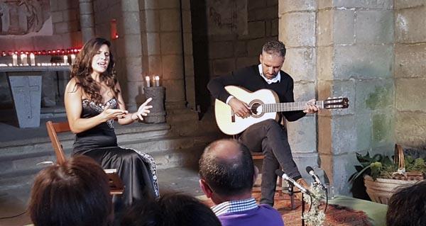 Photo of O son do fado envolve o mosteiro de Santa Cristina de Ribas de Sil