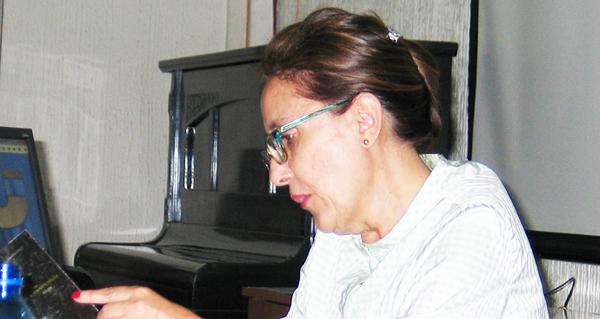 Photo of Acto de ingreso na RAG da poeta ourensá Chus Pato o 23 de setembro