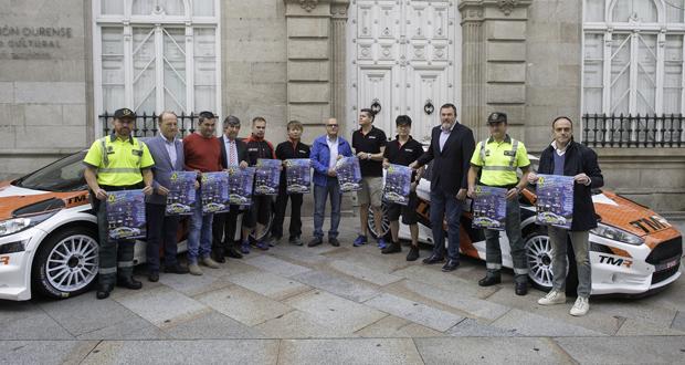 Photo of O  VI Rallye Ourense-Ribeira Sacra convoca a 148 corredores