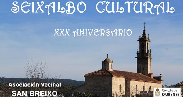 Photo of As Semanas Culturais de Seixalbo celebran os seus 30 anos cunha enorme oferta
