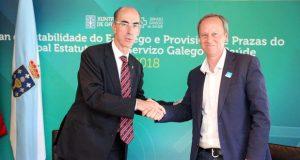 O Concello de Amoeiro e a Xunta colaboran na reforma do Centro de Saúde