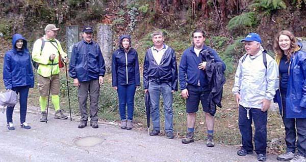 Photo of A Andaina pola Via Nova chega a Valdeorras e Trives na súa quinta edición