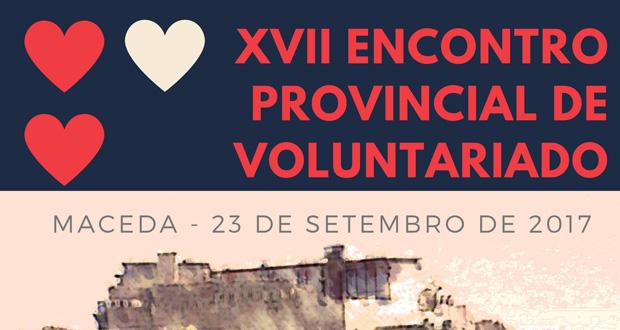 Photo of Maceda acollerá o XVII Encontro Provincial de Voluntariado de Cruz Vermella