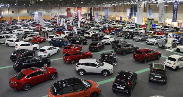 Photo of Expourense convértese nun enorme concesionario co Salón do Automóbil