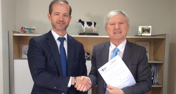 Photo of Expourense e a Fundación Semana Verde de Galicia asinan un convenio de colaboración