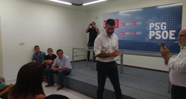 """Photo of Juan Díaz Villoslada: """"Hai que rearmar o partido para ser fortes contra o PP"""""""