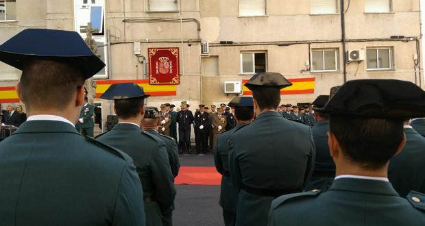 Photo of A Comandancia da Garda Civil de Ourense celebra o Pilar