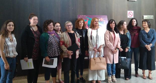 Photo of Mulleres da política galega expoñen iniciativas para elevar a presenza da feminina na cultura