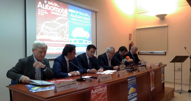 Photo of O noveno Salón do Automóbil presentará 32 novas marcas de vehículos