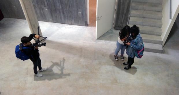 "Photo of ""Imaxina que…"" vinte rapaces convértense en directores de cinema"